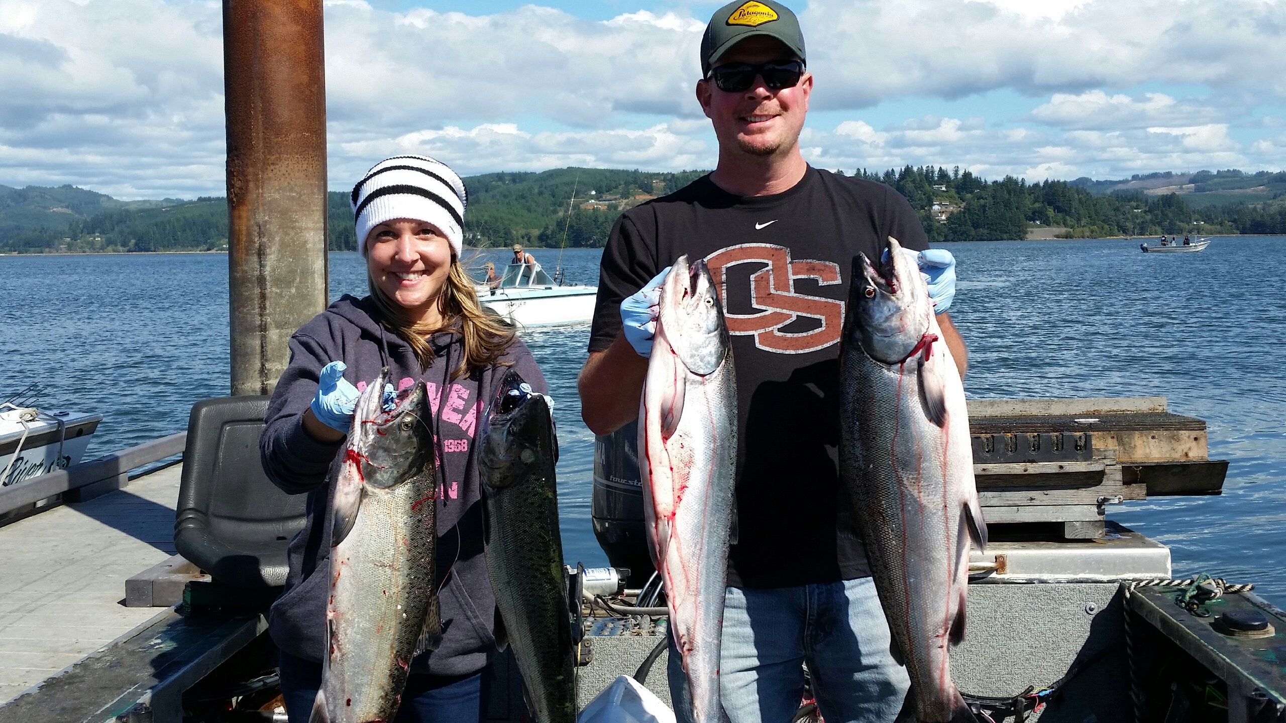 Coos bay fishing archives memory makers rogue river guides for Coos bay fishing