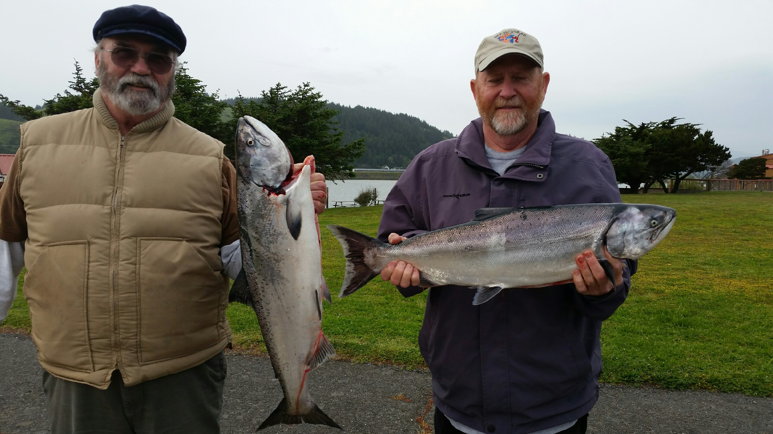 Fishing report for may 03 2016 memory makers rogue for Oregon coast fishing report